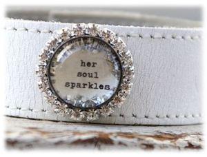 her soul sparkles