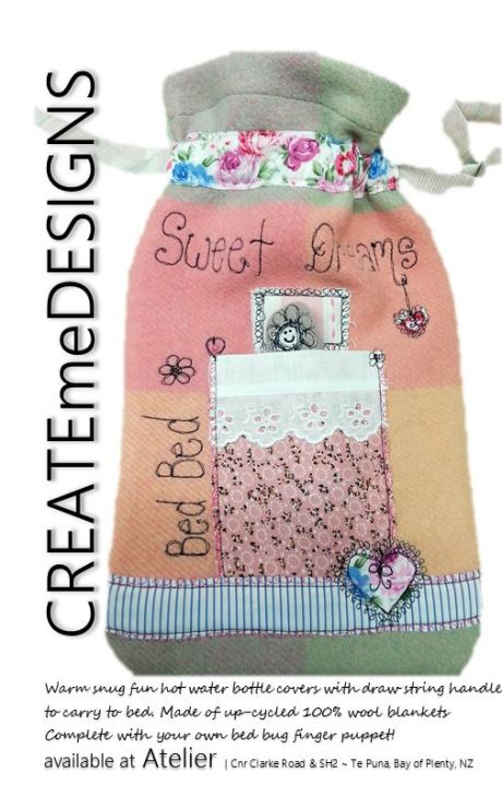 02 - Hot Water Bottle Cover